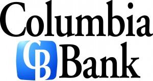 Columbia Bank logo vertical
