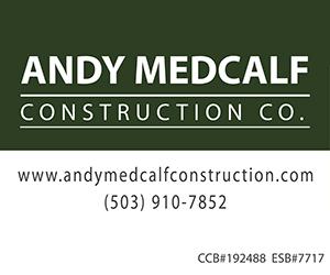 Andy Medcalf ad
