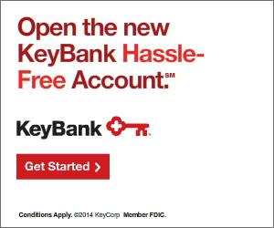 KeyBank ad