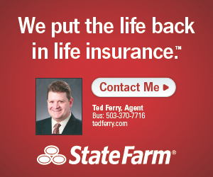 State Farm Ted Ferry ad