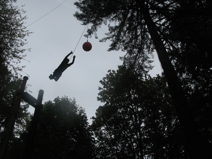 Leadership program participants pushed to the limits
