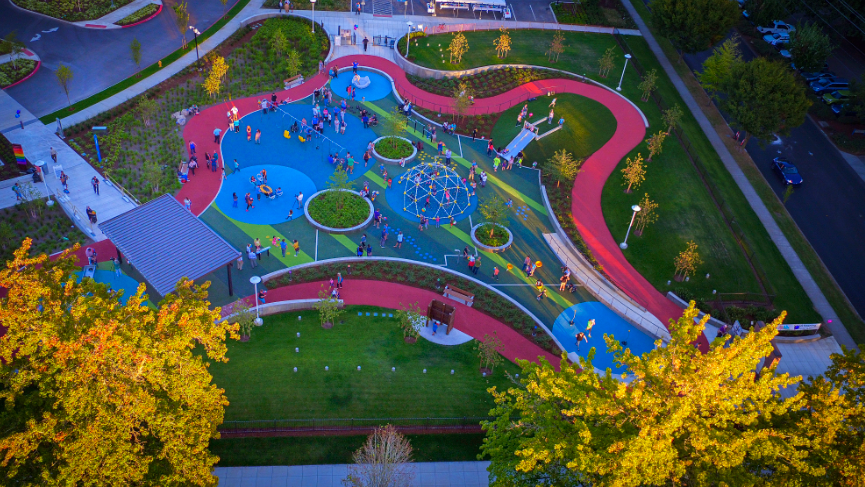 Salem Health – Let's All Play Place