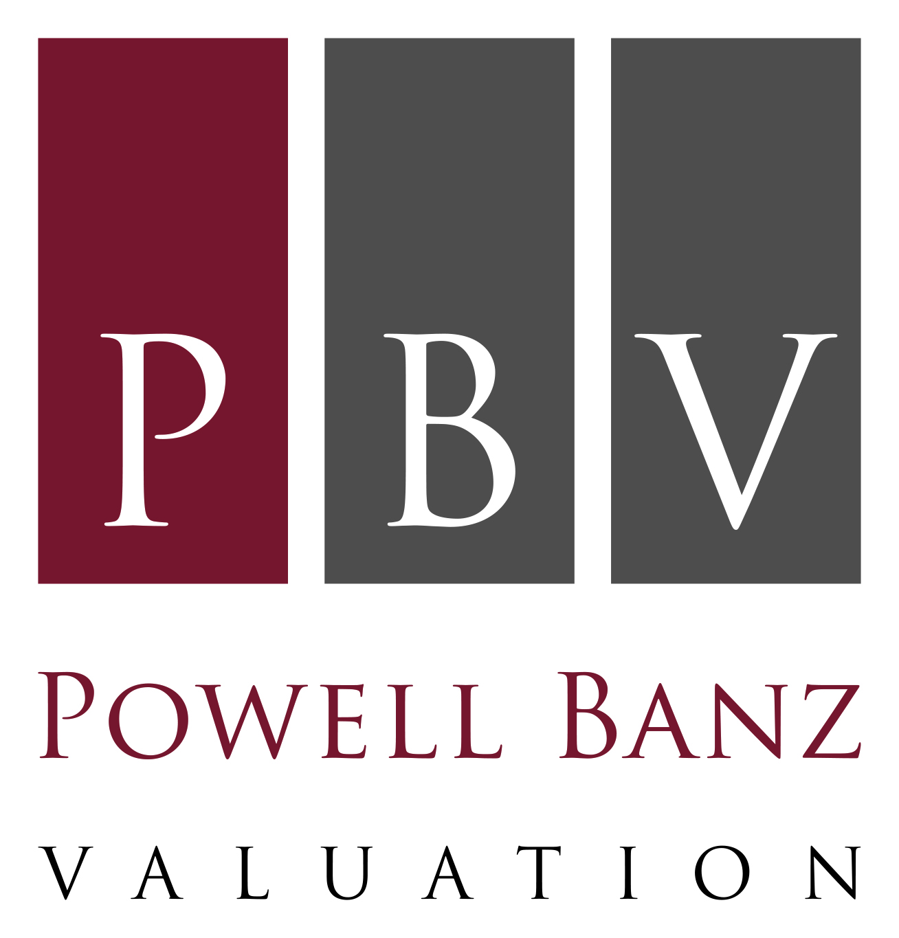 34200-Powell Banz Valuation Logo