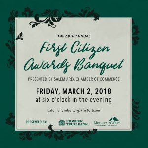 68th First Citizen Awards Banquet Nominees Announced