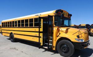 NOW HIRING School Bus Drivers!