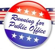 Running for Office?