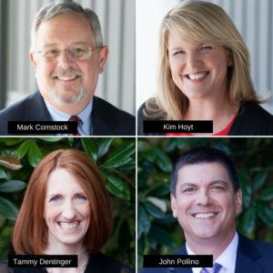 Dentinger, Comstock, Hoyt and Pollino Selected to 2018 Oregon Super Lawyers List