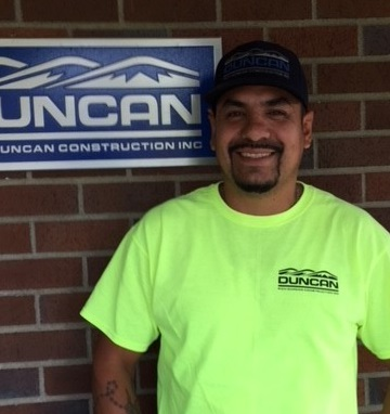 Rich Duncan Construction Welcomes New Superintendent