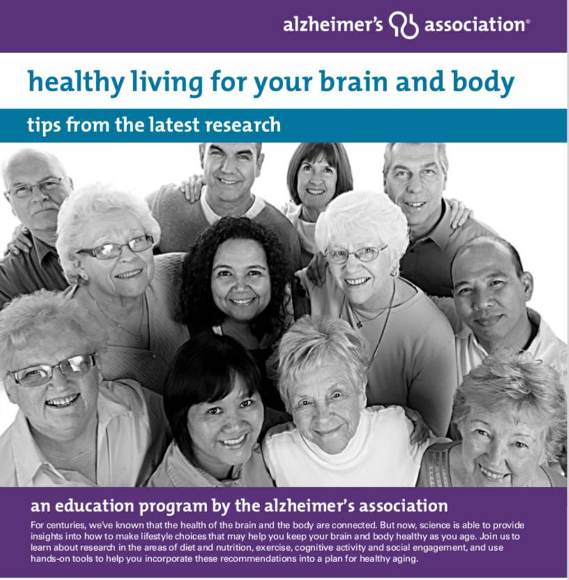 Lunch and Learn Insight into Alzheimers