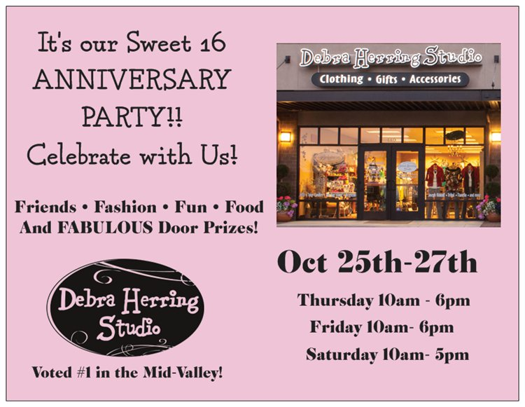 Debra Herring's Sweet 16 Party