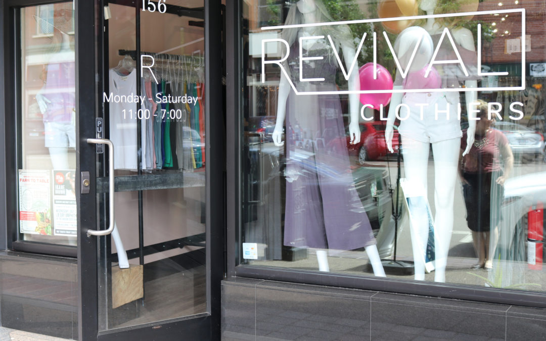 Revival Clothiers – Why Businesses Believe in Salem