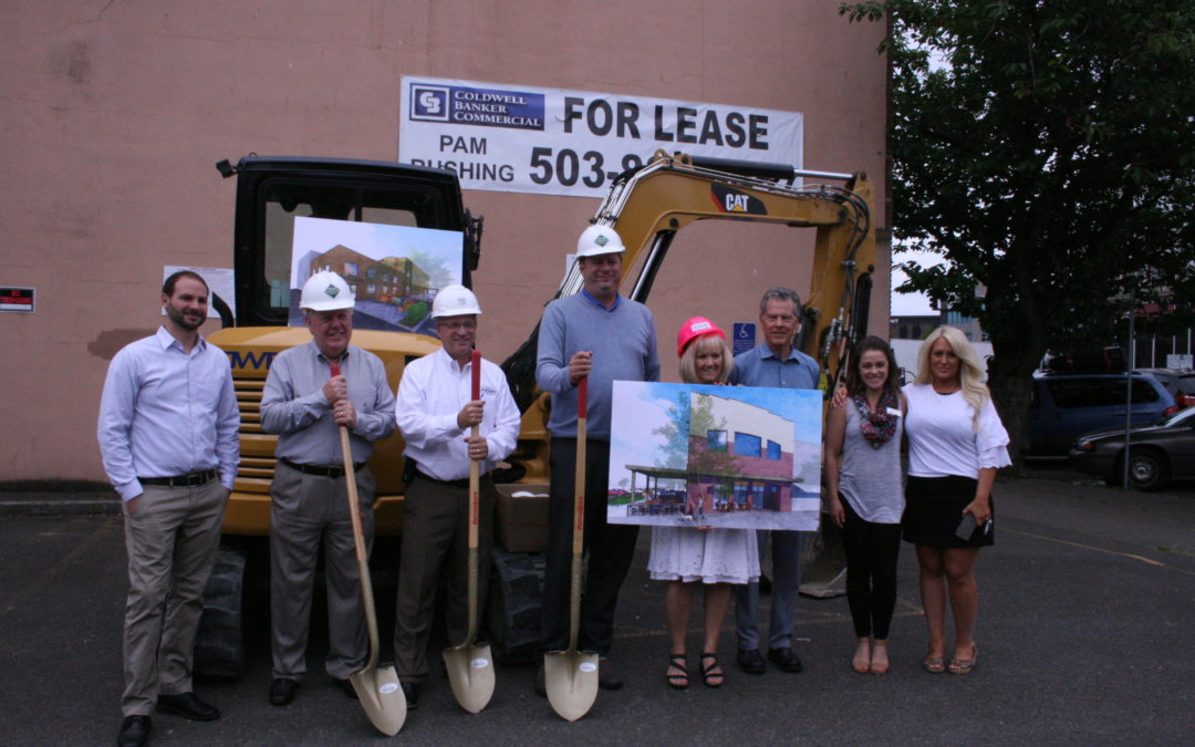 120 COMMERCIAL STREET BUILDING BREAKS GROUND ON INTERIOR RENOVATIONS