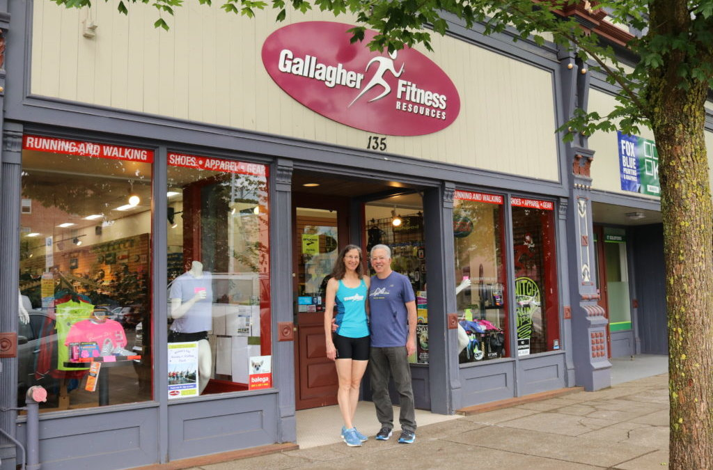 Gallagher Fitness – Why Businesses Believe in Salem