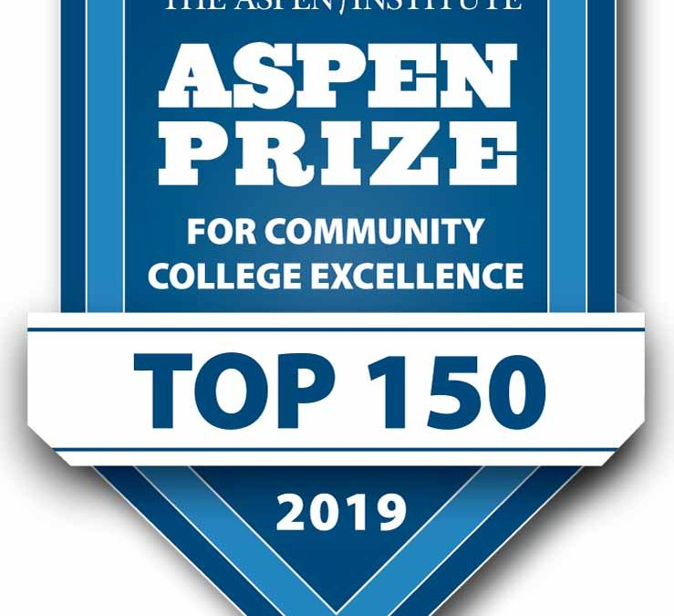 Chemeketa only Oregon college eligible for Aspen Prize
