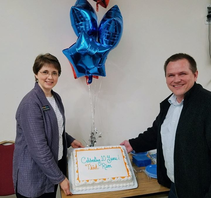 Third River Marketing celebrates 10 years in business