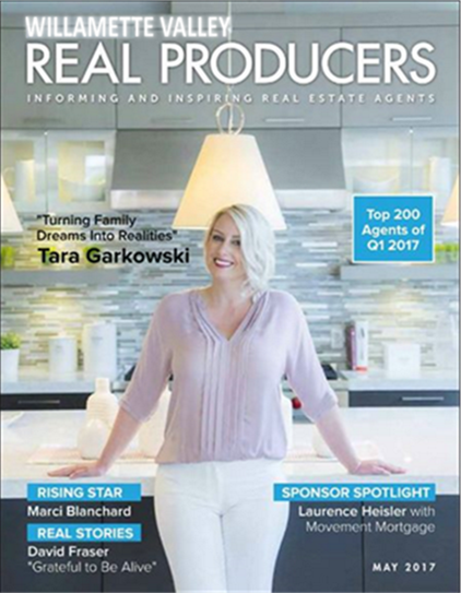 Willamette Valley's one and only Real Estate Trade Magazine to be published