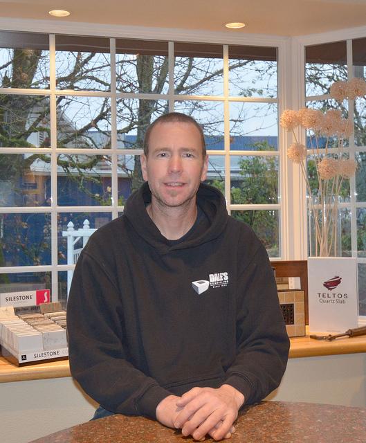 Dale's Adds New Team Member: John McCoun, Interior/Exterior Carpenter