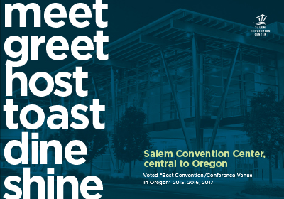 Creative Company completes 2 projects for Salem Convention Center